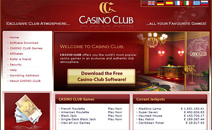 city club casino payout