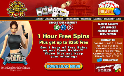 1 hour free play casino online